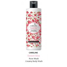 CARELINE Creamy Body Wash 525мл Душ гел