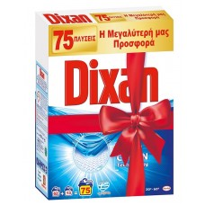 DIXAN Deep Clean Technologie 4,125кг за 62+13 пранета