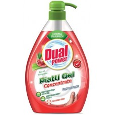 DUAL Power Piatti Gel Concentrato Aloe e Melograno 1л