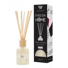 Fresh Home Cool&Black Ароматизатор 100ml