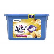 LENOR All in 1 pods Color Waschmittel капсули за 27 пранета