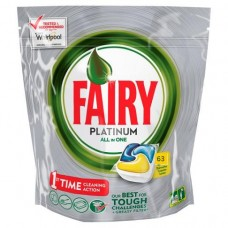 FAIRY Platinum All in 1 - 63 капсули